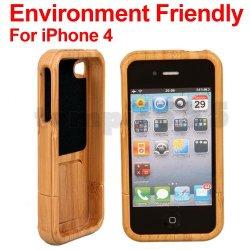 Bambus iPhone Backcover für 6,11 Euro inkl. Versand