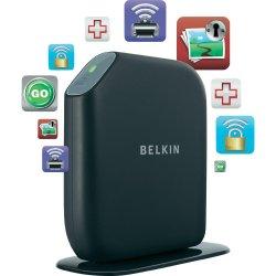 Belkin Share N300 WLAN Modem Router @Conrad für nur 14,95 € mit Newsletter-Gutschein