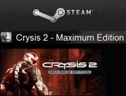 Crysis 2 Maximum Edition PC-Spiel nur dieses Wochenende für 8,74 Euro