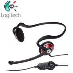 @ebay LOGITECH Stereo Headset CLEAR Kabelkopfhörer statt 15€ nur 7,99€