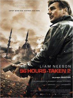 """fast kostenlos ins Kino zum Film """"96 Hours Taken 2″ – nur ein Anruf"""