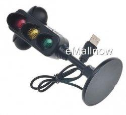 Gadget: 3x Port USB-Hub als Ampel für 3,22 € mit Versand @eBay