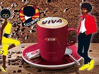 Nur heute: gratis Kaffee von Viva