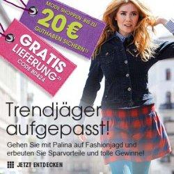 Gratisversand auf otto.de bis zu 3x möglich! bis 1. Oktober 2012 MBW: 5,95€