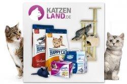 katzenland.de: 50% sparen durch Wertgutschein in Höhe von 40 Euro für 20 Euro @Groupon