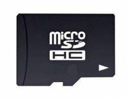 Micro SD 8 GB Speicherkarte HC Card Class 4 für 4,50€ mit Versand @eBay