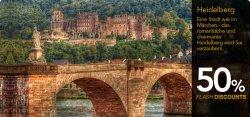 NH Hotels – 50 % Ermäßigung | Wien, Heidelberg, Genf, Berlin, Mailand,…