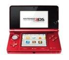 Nintendo 3DS Console, Metallic Red statt 149€ nur 129,99€ @Amazon.it