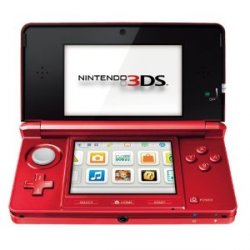 Nintendo 3DS Console, Metallic Red statt 149€ nur 129,99€ @Amazon.it