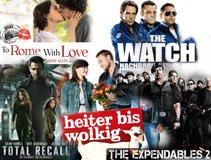 o2 Kino-Aktion: Plus-Eins Ticket sichern – zu zweit ins Kino