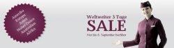 Qatar Airways 3-Tage-Sale mit günstigen Langstreckenflügen
