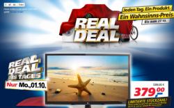 real Deal: Jeden Tag ein Produkt zum Wahnsinnspreis bis zu 27.10.