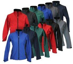 Softshelljacke für Damen, Herren oder Kinder in verschiedenen Größen und Farben für 19,99 inkl. Versand bei ebay