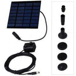 Solar Teichpumpe (Spray-Effekt) für 11,08 Euro inkl. Versand