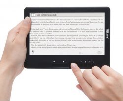 TrekStor eBook Reader 3.0 für nur 49,98 € mit Android 2.1 @mix-computer.de