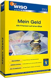 """""""WISO"""" Mein Geld 2013 Finanzsoftware kostenlos, statt 26€ – Update: Testversion"""
