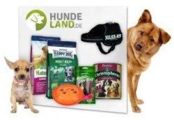 10€ Gutschein für Katzen- und Hundefutter @hundeland.de