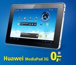 1&1: Tablet PC gratis zur günstigen Tablet Flatrate für 29,90 Euro im Monat
