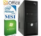 Allround PC inklusive Windows 8 Upgrade Option/Office 2010 mit 4GB Ram, Intel 3.4GHz CPU für 288€ bei Amazon.de