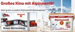 [Lokal] 1x Eimer Alpinaweiß Wandfarbe kaufen und Kinokarte gratis bekommen