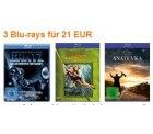 @Amazon: Neue Filme, neue Aktion – 3 Blu-rays für nur 21 Euro