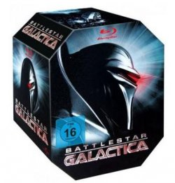 Battlestar Galactica – Komplettbox (limitierte Auflage, Bluray) 66,66Euro statt min. 80Euro @media-dealer.de