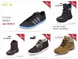 Bei Siemes Schuhe reduziert (Sale) mit 5,- Euro Gutschein bei Newsletteranmeldung