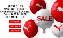 Bis zu 50% Mid Season Sale @puma online Shop