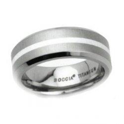 Boccia Damen-Ring Titan silber 60% im Preis gesenkt