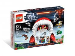 Der Advent kommt! Lego Star Wars Adventskalender für EUR 28,99€ (Idealo EUR 32,-)