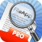 FileApp Pro iPhone & iPad App ein Ordnungssystem für eure Dateien nur heute kostenlos anstatt 5,49