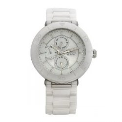 Fossil LDS WHT CERAMIC BRNO COLOR FOS CE1000  für 136,95,- @amazon