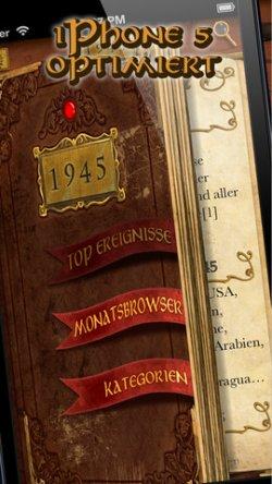 gratis (iOS) – nur heute: Das Jahrbuch – Geschichte neu entdecken