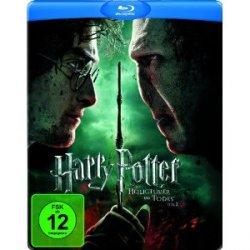 Harry Potter und die Heiligtümer des Todes – Teil 2 (Steelbook) [Blu-ray] 12,97Euro @amazon