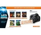 Heute ab 20Uhr Late Night Shopping @ Saturn.de u.a  verschiedene 3D Blu-rays und Nikon D3000 Kit
