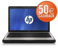HP 630 Notebook für nur 249€ durch 50€ HP Cashback + weitere Notebooks mit 100€ Cashback @ cyperport shop auf ebay