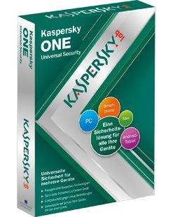 """Kaspersky ONE Universal Security"" jetzt mit 20 Euro Rabatt"