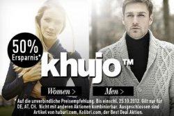 Kuhjo: Jetzt 50% Ersparnis auf das Trendlabel sichern!  @dress4less