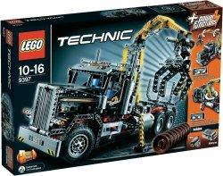 LEGO Technic 9397 – Holztransporter für nur 83,30€ inkl. Versand dank Gutschein @digitalo