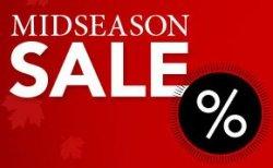 Midseason-Sale @Zalando, jetzt tolle Rabatte sichern