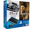 Neue PS3 Slim (500GB) bei amazon kaufen/vorbestellen im Bundle mit Uncharted 3 + GT5, Assassins Creed III, FIFA 13