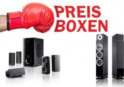 Neue Teufel Angebote: Preisboxen, z.B. Impaq 3000 5.1-Blu-ray-Komplett-Set für nur 469,98 € mit Versand