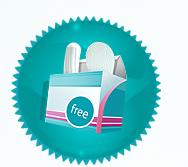 o.b. Tampons und CAREFREE Slipeinlagen gratis