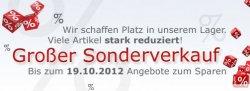 Rossmann.de: Großer Sonderverkauf bis zum 19. Oktober – bis zu 50%