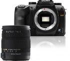SIGMA SD15 SLR Spiegelreflexkamera + 18-50mm Objektiv für nur 333 € (Idealo 468 €) @eBay