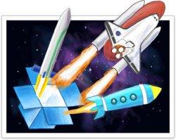 Space Race – 3GB + Score deiner Schule/Uni/HS usw @Dropbox