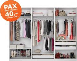 40 EUR Preisersparnis pro PAX Meter für IKEA FAMILY Mitglieder