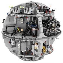 Trekkis aufgepasst! LEGO Star Wars TODESSTERN 322,00,- statt 366,89 € inkl. Versand @Amazon-Italien