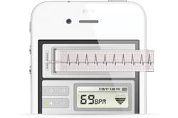 Universal iPhone / iPad App Kardiograph heute GRATIS bei iTunes