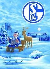 verschiedene Fußballverein Adventskalender mit Milkaschokolade für 5,95€ @eBay
